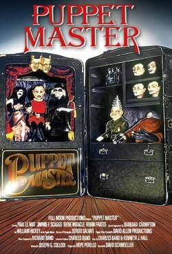 Couverture de Puppet Master