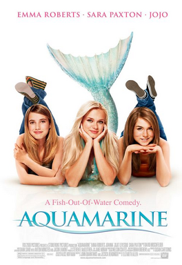 Couverture du livre : Aquamarine