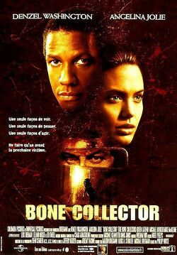 Couverture de Bone Collector