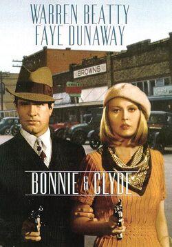 Couverture de Bonnie et Clyde