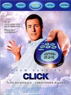 Couverture de Click : Télécommandez votre vie
