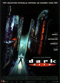 Couverture de Dark City