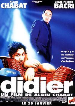 Couverture de Didier