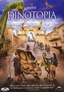 Couverture de Dinotopia