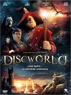 Couverture de Discworld