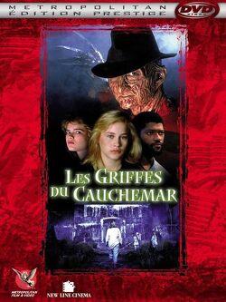 Couverture de Freddy Chapitre 3:Les griffes du cauchemar