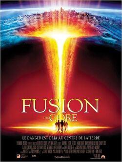 Couverture de Fusion