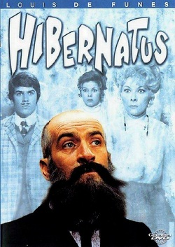 Couverture de Hibernatus