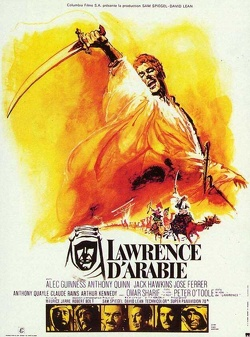 Couverture de Lawrence d'Arabie