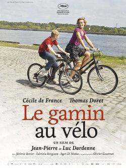 Couverture de Le Gamin au vélo