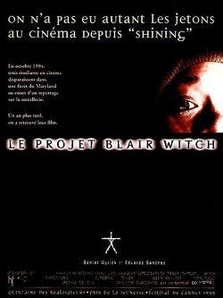 Couverture de Le Projet Blair Witch