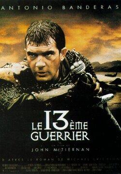 Couverture de Le 13ème guerrier