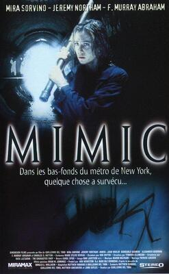 Couverture de Mimic
