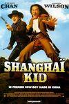 couverture Shanghaï kid