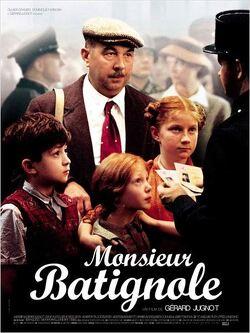 Couverture de Monsieur Batignole