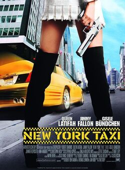Couverture de New York taxi