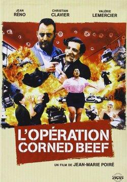 Couverture de Opération corned beef