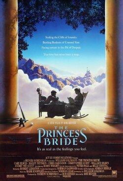 Couverture de Princess Bride