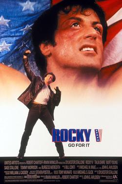 Couverture de Rocky V
