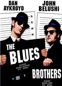 Couverture de The Blues Brothers