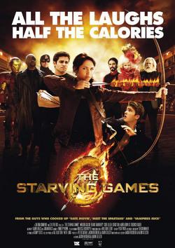 Couverture de The Starving Games