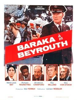 Couverture de Baraka A Beyrouth