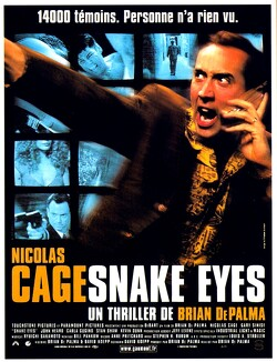 Couverture de Snake Eyes