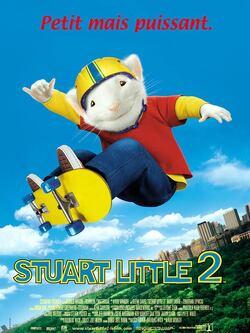 Couverture de Stuart Little 2