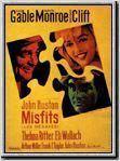 Couverture de The Misfits (Les Désaxés)