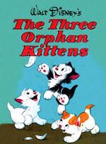 Couverture de Trois Petits Orphelins