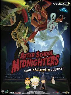Couverture de After School Midnighters