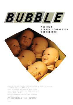 Couverture de Bubble