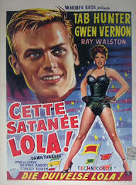 Couverture de Cette Satanée Lola !
