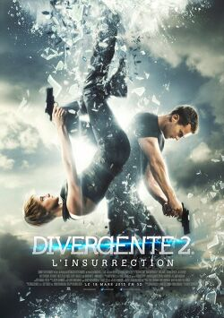 Couverture de Divergente 2 : L'Insurrection