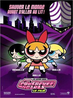 Couverture de Les Supers Nanas - Powerpuff girls, le film
