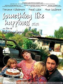 Couverture de Something like happiness