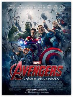 Couverture de Avengers: L'ère d'Ultron