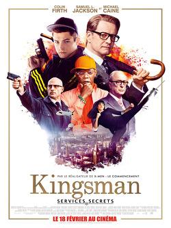 Couverture de Kingsman : Services secrets