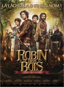 Couverture de Robin des Bois, la Véritable Histoire