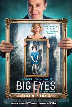 Couverture de Big Eyes