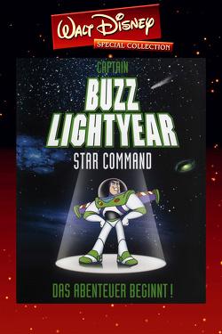 Couverture de Buzz l'Eclair, le film : Le Début des Aventures