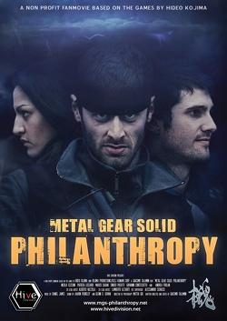 Couverture de Metal gear solid philanthropy