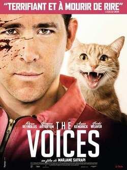 Couverture de The Voices