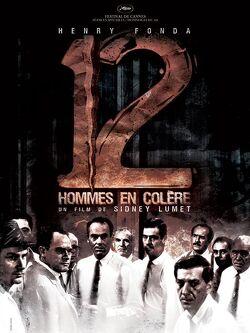 Couverture de 12 hommes en colère