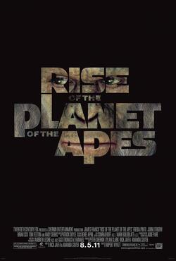 Couverture de La Planète des singes : Les origines