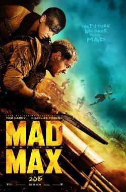 Couverture de Mad Max 4 : Fury Road