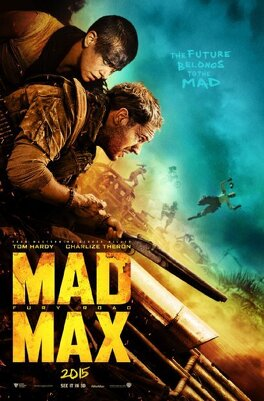 Couverture du livre : Mad Max 4 : Fury Road
