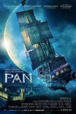 Couverture de Pan