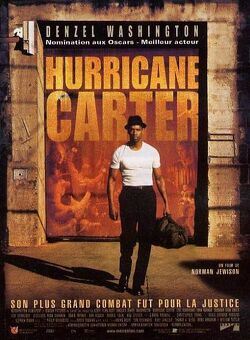 Couverture de Hurricane Carter