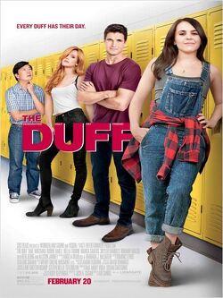 Couverture de The DUFF